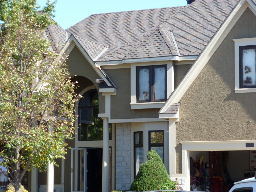 Freshly Painted Residence in Overland Park KS