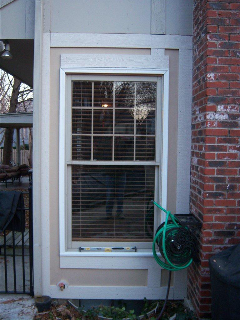 Window Wood Rot