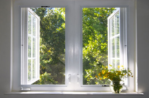 Repaired Windows in Leawood, KS